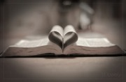 "Psalm 119:105 - ""I have hidden Your Word in my heart, O God, that I might not sin against You."""